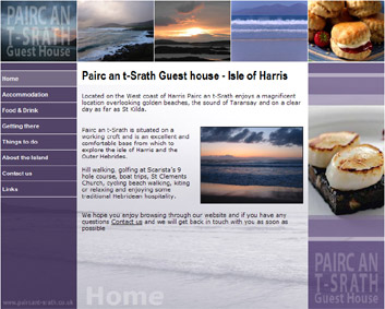 Isle of Harris Guest House