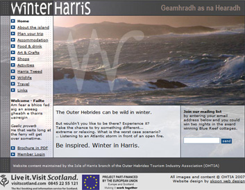 Winter Harris Campaign